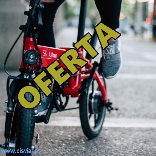 Barata bicicleta aero