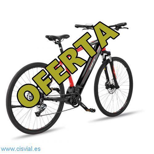 Barata bicicleta de bateria