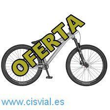 Barata bicicleta de equilibrio