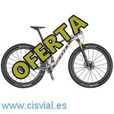 Barata bicicleta de madera
