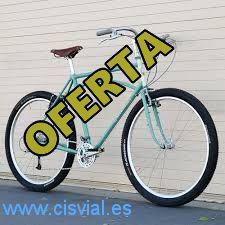 Barata bicicleta de saltos