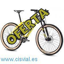 Barata bicicleta de trekking