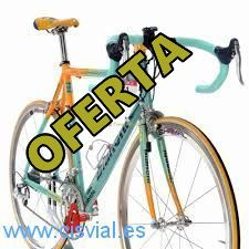 Barata bicicleta doble suspension