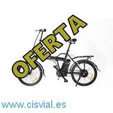 Barata bicicleta hombre