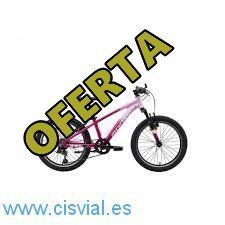 Barata bicicleta para niños