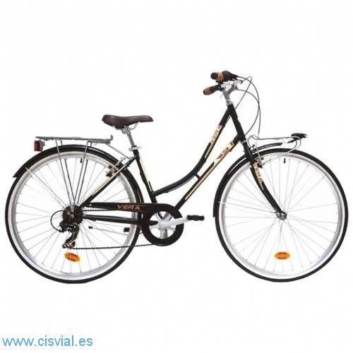 comprar online una bicicleta de paseo hombre