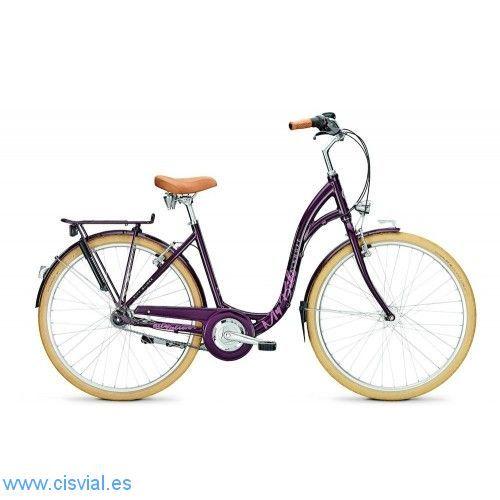 comprar online una bicicleta de paseo mujer