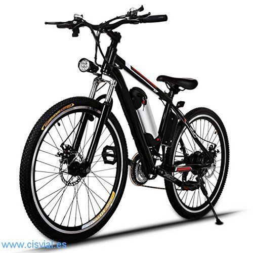 comprar online bicicletas eléctricas de montaña decathlon