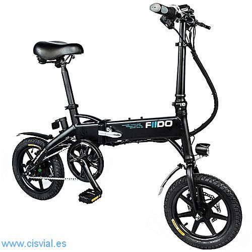 comprar online bicicletas eléctricas plegables decathlon