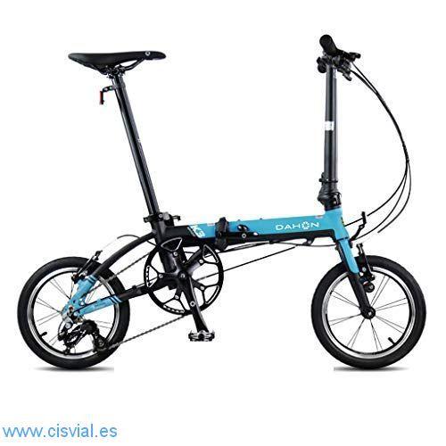 comprar online bicicleta plegable 24 pulgadas