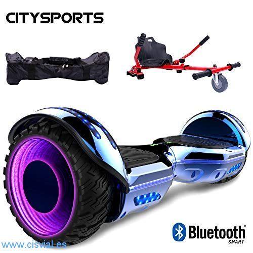 comprar online Hoverboards con bluetooth