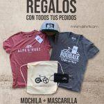 Compra on-line de camiseta de ciclismo casual en oferta