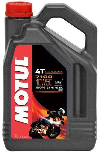 Aceites para moto 10w50