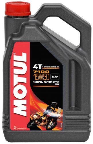 Aceites para moto 15w50