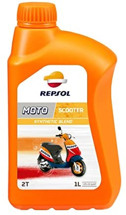 Aceites para moto 49cc