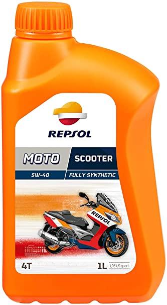 Aceites para moto 4t 5w40