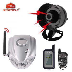 Alarmas de coche alarmas de coche sin instalacion inalambrica
