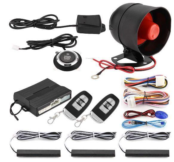 Alarmas de coche alarmas de coche sin instalacion