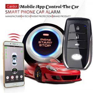 Alarmas de coche con aviso al movil