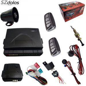 Alarmas de coche interior