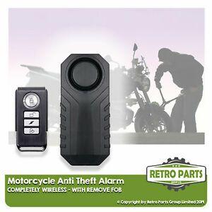 Alarmas para moto sin cable