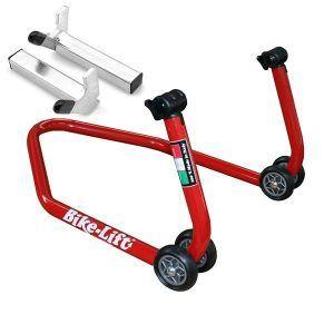 Caballetes para moto bike lift