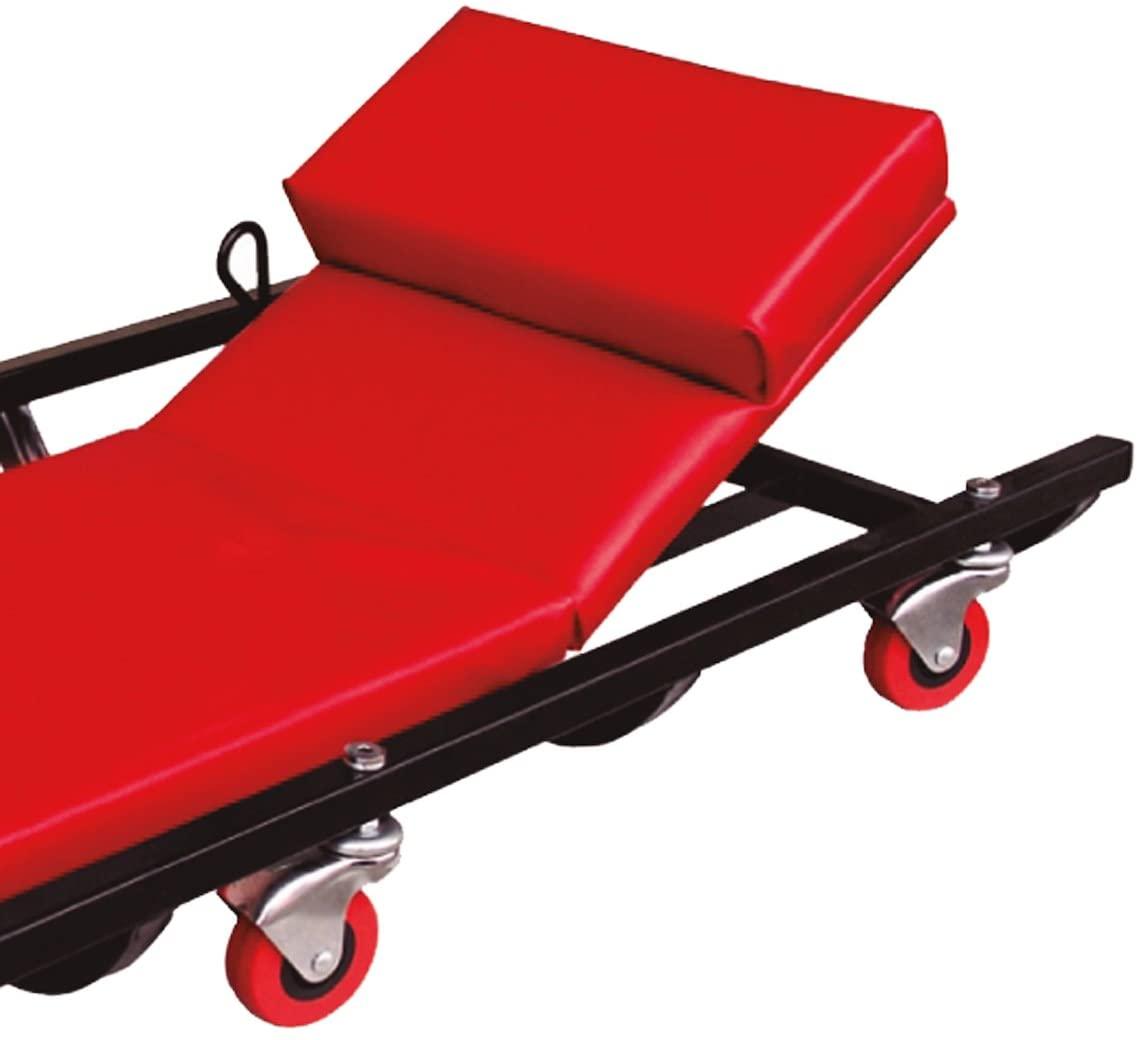 Camillas para mecanico reclinable