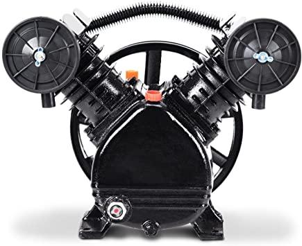 Compresores de aire con doble cilindro