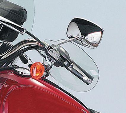 Cubremanos de moto custom