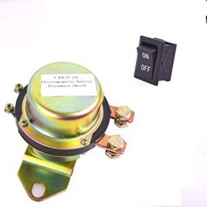 Desconectadores de baterías cocar
