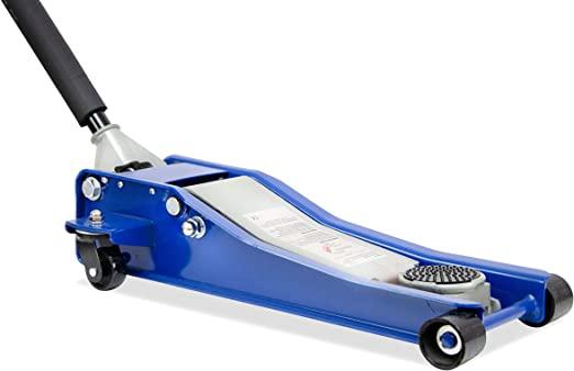 Gatos hidráulicos de carretilla para coches bajos