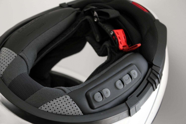Intercomunicadores de moto para cascos modular