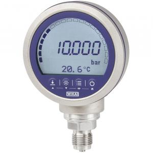 Manómetros digitales hidraulico