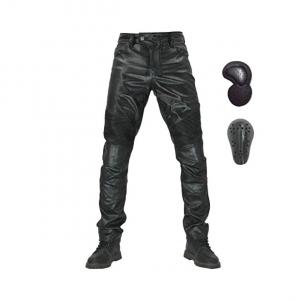 Pantalones de cordura de moto atack b