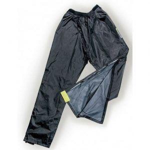 Pantalones de moto con cremallera lateral