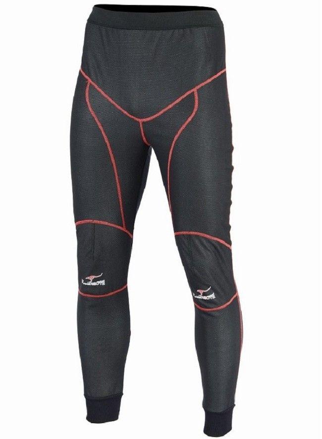 Pantalones de moto con interior termico