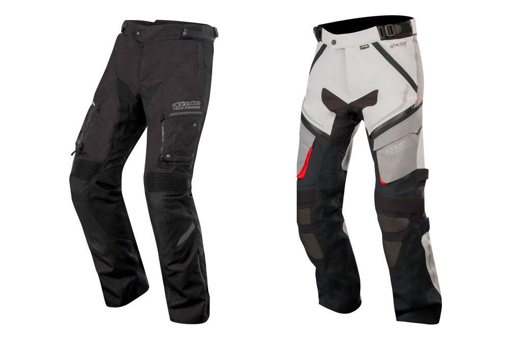 Pantalones de moto con protecciones